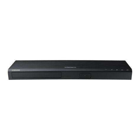 SAMSUNG 4K Ultra HD Smart Blu-ray Player - UBD-M8500/ZA