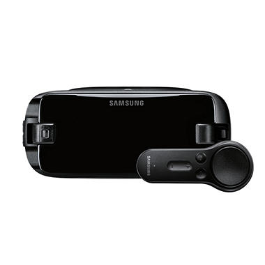 Samsung Gear VR with Controller (Black)