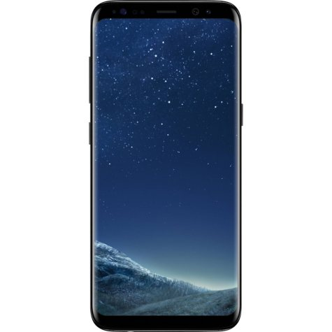 Samsung Galaxy S8 64GB Unlocked (Midnight Black)