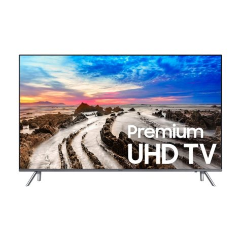 "SAMSUNG 82"" Class 4K (2160p) Ultra HD Smart LED TV with HDR - UN82MU800DFXZA"