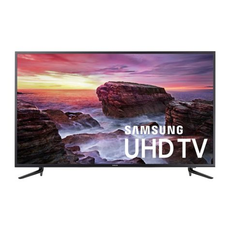 "SAMSUNG 58"" Class 4K (2160p) Ultra HD Smart LED TV with HDR - UN58MU6100FXZA"