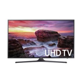 "Samsung 55""  Class 4K Ultra HD Smart TV (UN55MU6290FXZA)"