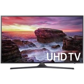 "SAMSUNG 65"" Class 4K (2160p) Ultra HD Smart LED TV with HDR - UN65MU6290VXZA"