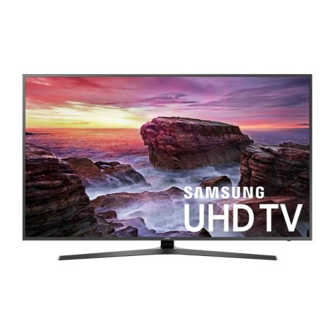 "SAMSUNG 75"" Class 4K (2160p) Ultra HD Smart LED TV with HDR - UN75MU6290FXZA"