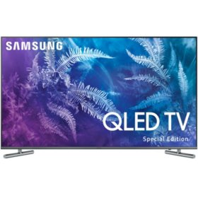 "SAMSUNG 55"" Class 4K (2160p) Ultra HD Smart QLED TV with HDR - QN55Q65FMFXZA"