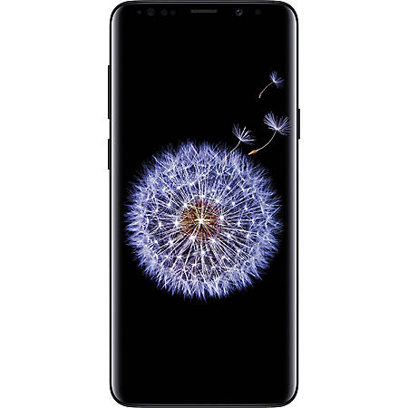 Samsung Galaxy S9+ 64GB Unlocked (Midnight Black)