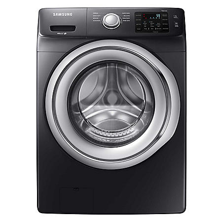 Samsung 4 5 Cu Ft Front Load Washer With Vrt Plus