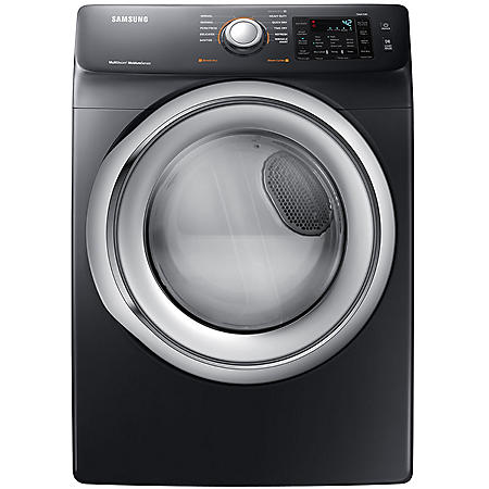 SAMSUNG 7.5 Cu. Ft. Electric Front Load Dryer with Steam - DVE45N5300 / DVG45N5300