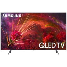 """SAMSUNG 65"""" Class 4K (2160p) Ultra HD Smart QLED HDR TV - QN65Q8FNBFXZA"""