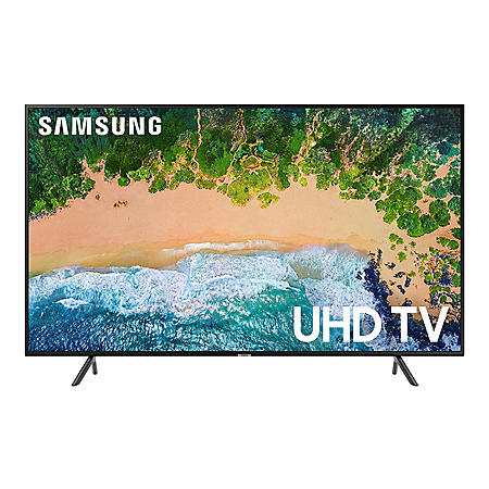 "SAMSUNG 50"" Class 4K (2160p) Ultra HD Smart LED TV with HDR - UN50NU710DFXZA"
