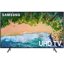 "SAMSUNG 55"" Class 4k Ultra HD Smart LED TV  UN55NU710DFXZA"