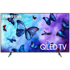 "SAMSUNG 82"" Class 4K (2160p) Ultra HD Smart QLED TV with HDR - QN82Q65FNFXZA"