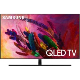 "SAMSUNG 55"" Class 4K (2160p) Ultra HD Smart QLED TV with HDR - QN55Q75FNFXZA"
