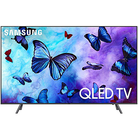 "SAMSUNG 65"" Class 4K (2160p) Ultra HD Smart QLED TV with HDR - QN65Q65FNFXZA"
