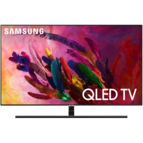 "SAMSUNG 65"" Class 4K (2160p) Ultra HD Smart QLED TV with HDR - QN65Q75FNFXZA"