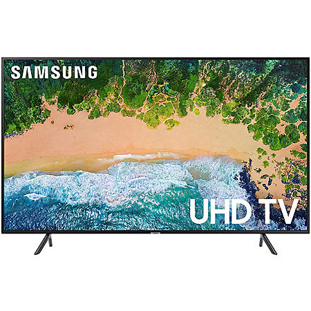 "SAMSUNG 58"" Class 4K (2160p) Ultra HD Smart LED TV - UN58NU710DFXZA"