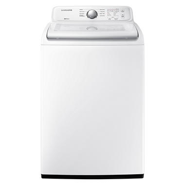 Samsung 4 5 Cu Ft Top Load Washer With Self Clean Wa45n3050