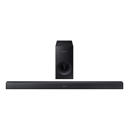 "Samsung 2.1 Channel 130w Soundbar System with 5.25"" Wireless Subwoofer - HW-K369/ZA"
