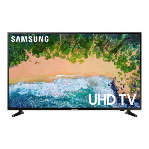 "SAMSUNG 50"" Class 4K (2160p) Ultra HD Smart LED TV - UN50NU6950FXZA"