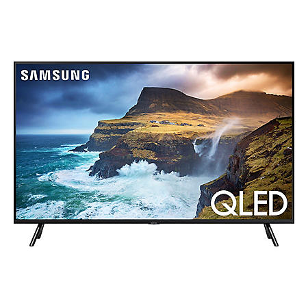 "SAMSUNG 49"" Class Q7-Series 4K Ultra HD Smart HDR QLED TV - QN49Q7DRAFXZA"