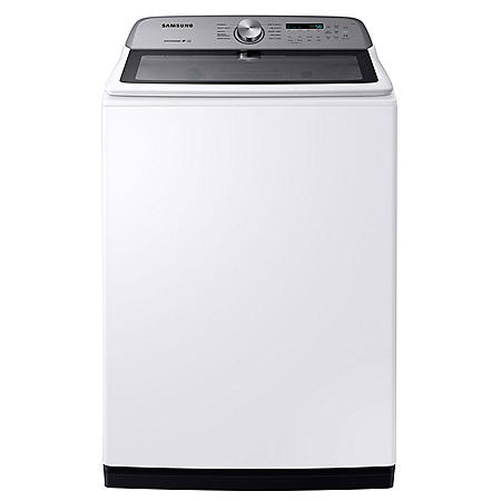 Samsung 5.4 cu. ft. Top Load Washer with Active WaterJet
