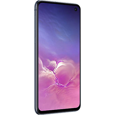 Samsung Galaxy S10e Smartphone Unlocked - Black (Choose Capacity)