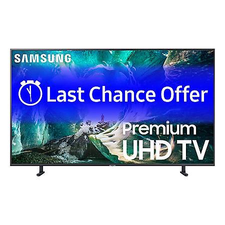 "SAMSUNG 55"" Class 8-Series 4K Ultra HD Smart HDR TV - UN55RU800DFXZA"