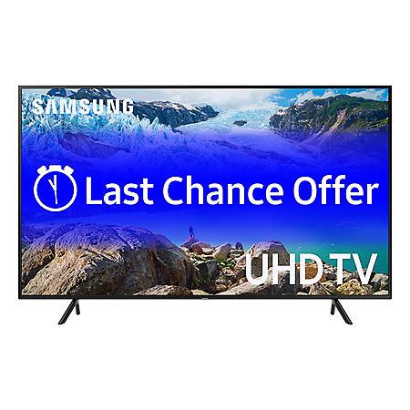 "SAMSUNG 75"" Class 7-Series 4K Ultra HD Smart HDR TV - UN75RU710DFXZA"