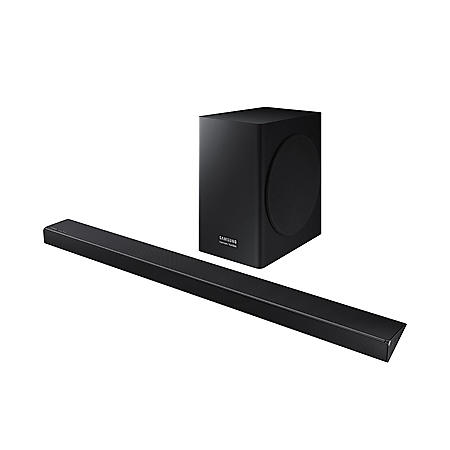 SAMSUNG Harman Kardon 5.1 Channel 360W Dolby Digital Soundbar with Wireless Subwoofer - HW-Q6CR/ZA