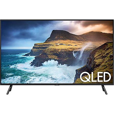 "SAMSUNG 85"" Class Q7-Series 4K Ultra HD Smart HDR QLED TV - QN85Q7DRAFXZA"
