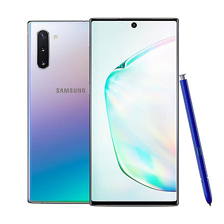 Samsung Galaxy Note10+ 256GB (AT&T) - Choose Color