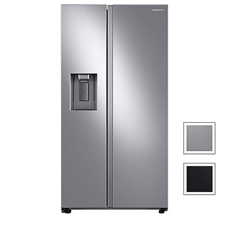 Samsung 22 cu. ft. Counter Depth Side-by-Side Refrigerator