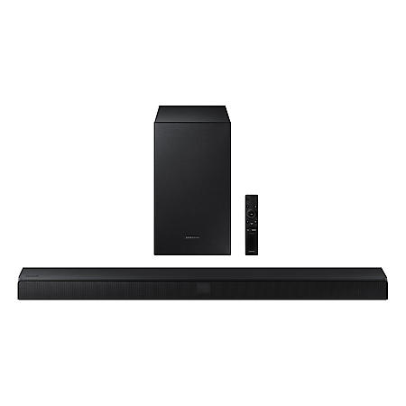 SAMSUNG 2.1 Channel Soundbar with Wireless Subwoofer - HW-T45C