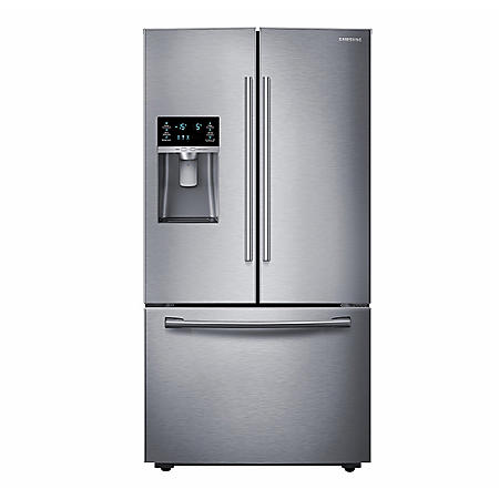SAMSUNG 28 Cu. Ft. 3-Door French Door Refrigerator with CoolSelect Pantry™ - RF28HFEDBSR
