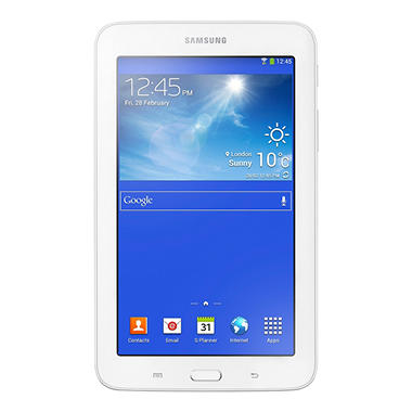 Samsung Galaxy Tab 3 7.0 Lite with 8GB MicroSD Card