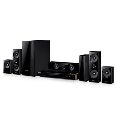 Samsung 5.1 Channel 3D Smart Blu-ray Home Theater System