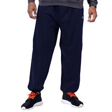 Champion Big & Tall Closed Bottom Fleeced Pant