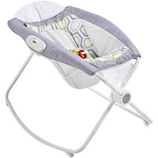 Fisher-Price Newborn Rock 'n Play Sleeper, Geo Meadow