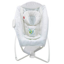 Fisher-Price Comfy Cloud Deluxe Rock 'n Play Sleeper