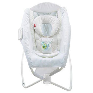 Fisher Price Comfy Cloud Deluxe Rock N Play Sleeper Sam