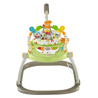 Fisher Price Spacesaver Jumperoo Choose Your Style Sams Club