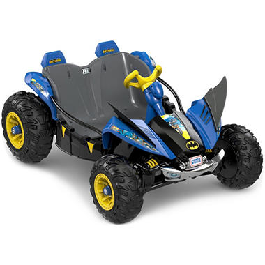 Power Wheels 12V Batman Dune Racer - Sam's Club on how to build gundam, how to build beyblades, how to build ghostbusters,