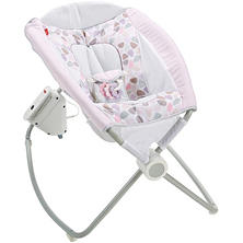 Fisher Price Newborn Auto Rock 'n Play Sleeper, Glossy Gem
