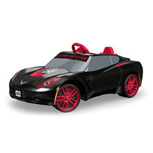 Fisher-Price Power Wheels Corvette 6V