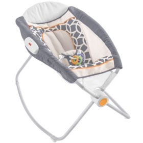 Fisher-Price Rock 'n Play Sleeper, Gray