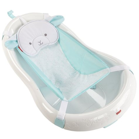 Fisher-Price Calming Vibrations Tub, Comfy Cloud