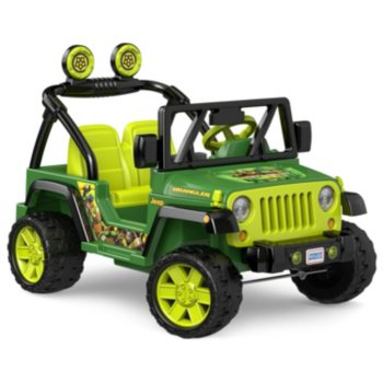 Fisher-Price Turtles Jeep Wrangler