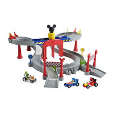 Fisher Price Disney Mickey and the Roadster Racers Mickey Ears Raceway