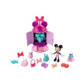 Fisher Price Disney Minnie Mouse Minnie's Turnstyler Fashion Closet