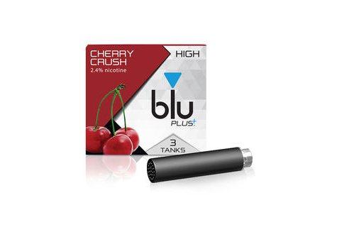blu Plus+ Cherry Tank E-Cigarette (3 pk.)